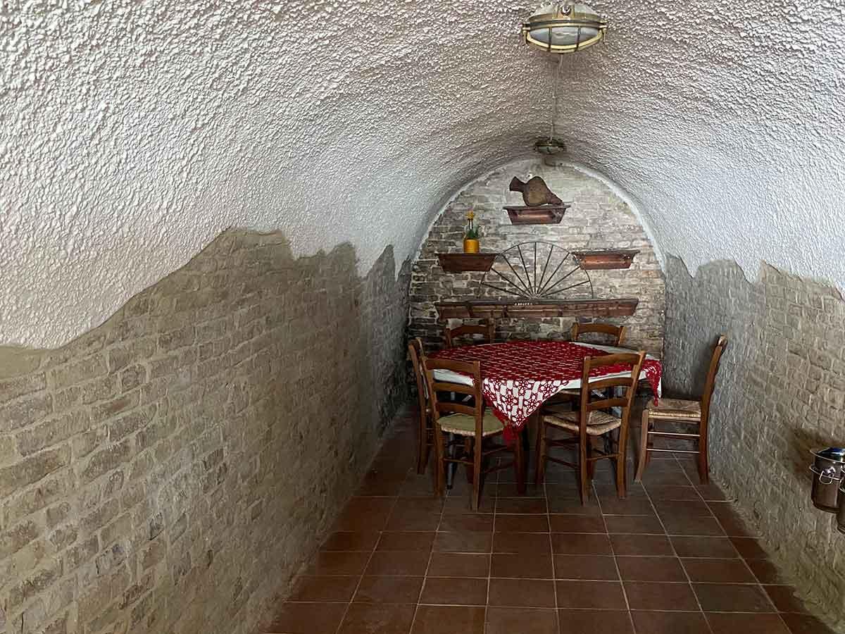 Ristorante Abruzzese, Osteria Colonnella